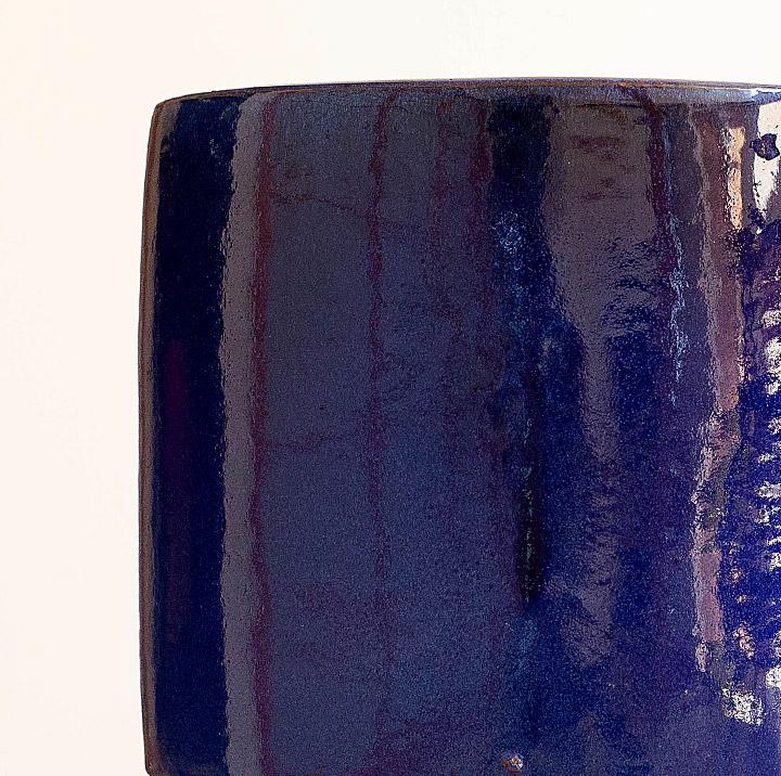 雑味のある陶器鉢